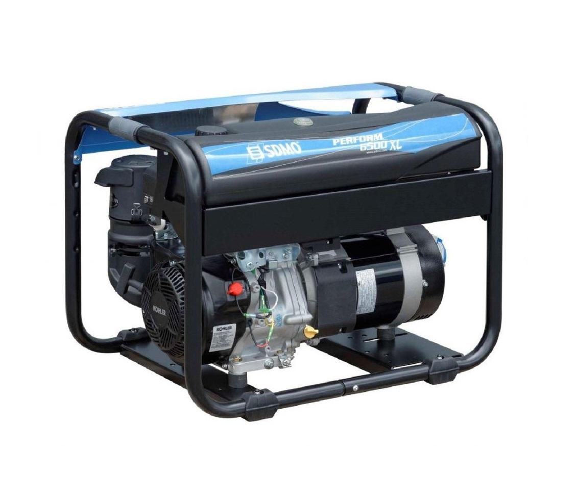 Бензиновый генератор (Бензогенератор) SDMO PERFORM 6500 XL