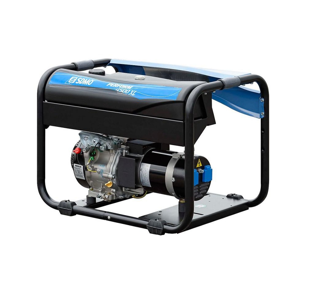 Бензиновый генератор (Бензогенератор) SDMO PERFORM 4500 XL